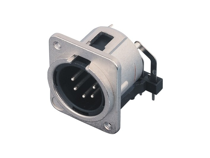 XLR卡侬公插座SPM5-31A
