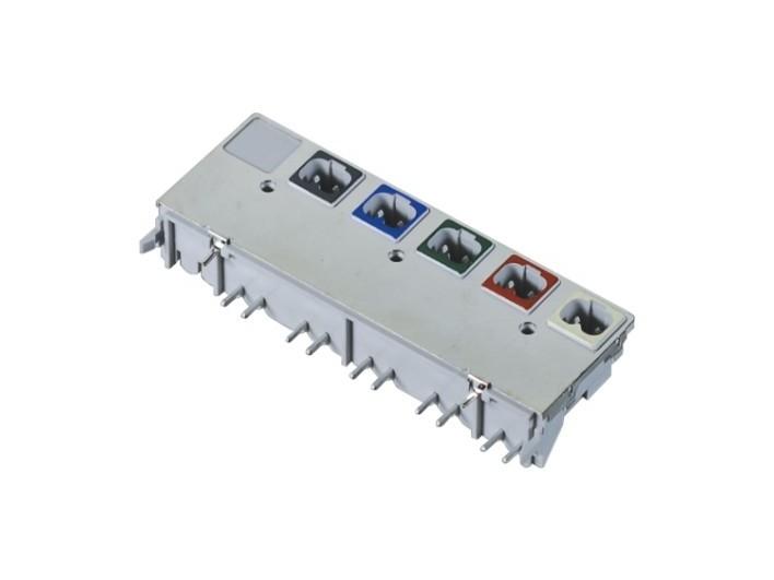 WP接线柱-线夹 WP6-22A/P-5P