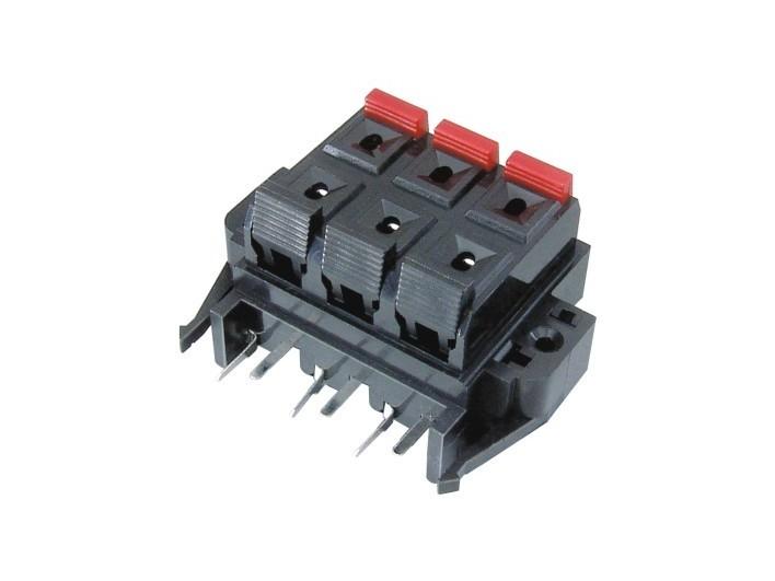 WP接线柱-线夹 WP6-1B