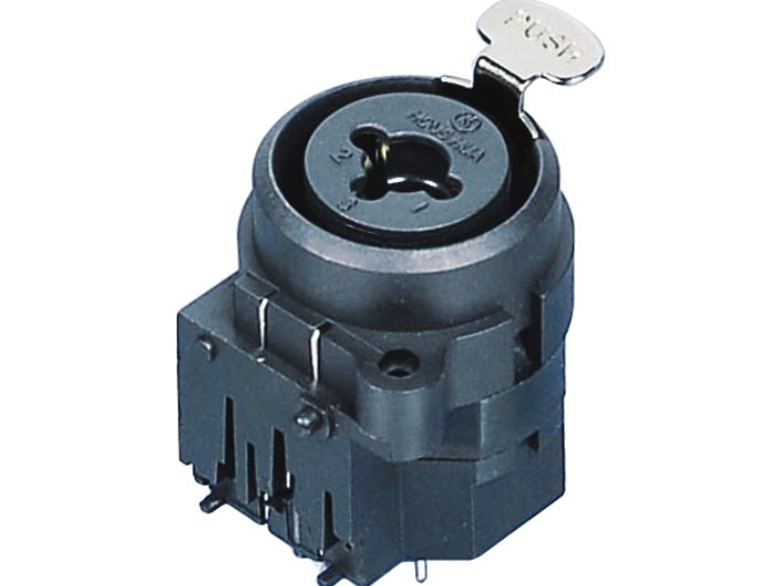 XLR卡侬组合插座SPC-15B