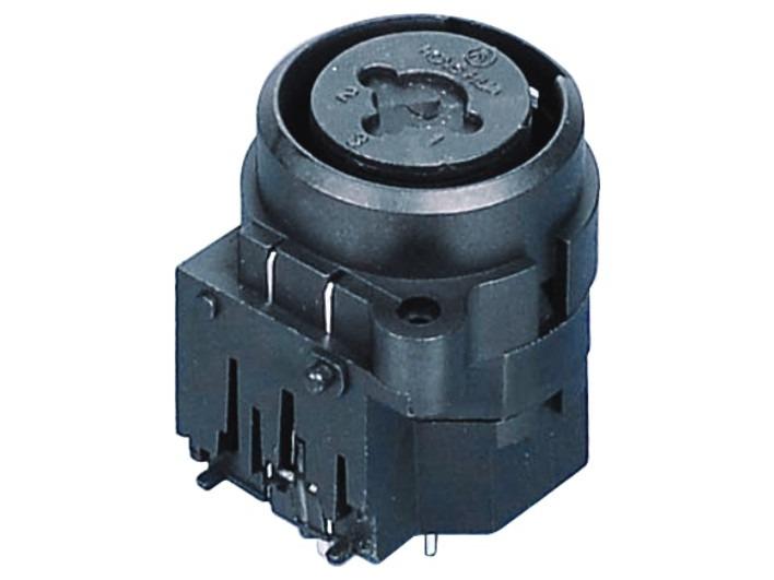 XLR卡侬组合插座SPC-15C