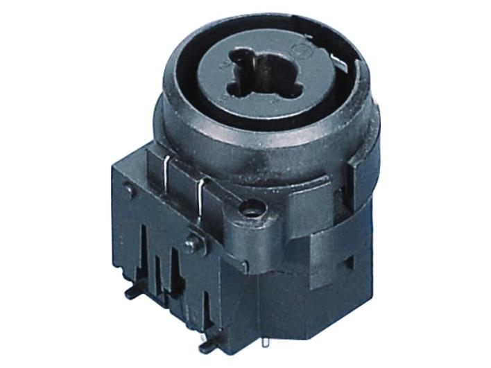 XLR卡侬组合插座SPC-15D