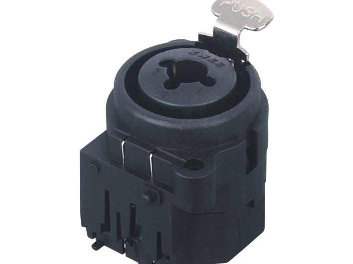 XLR卡侬组合插座SPC-15F
