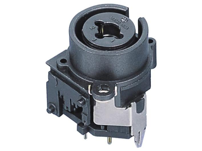 XLR卡侬组合插座SPC-06D
