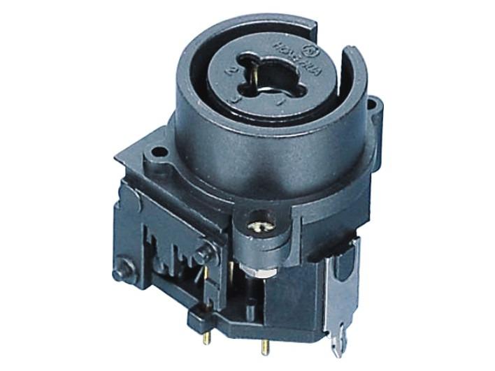 XLR卡侬组合插座SPC-05D