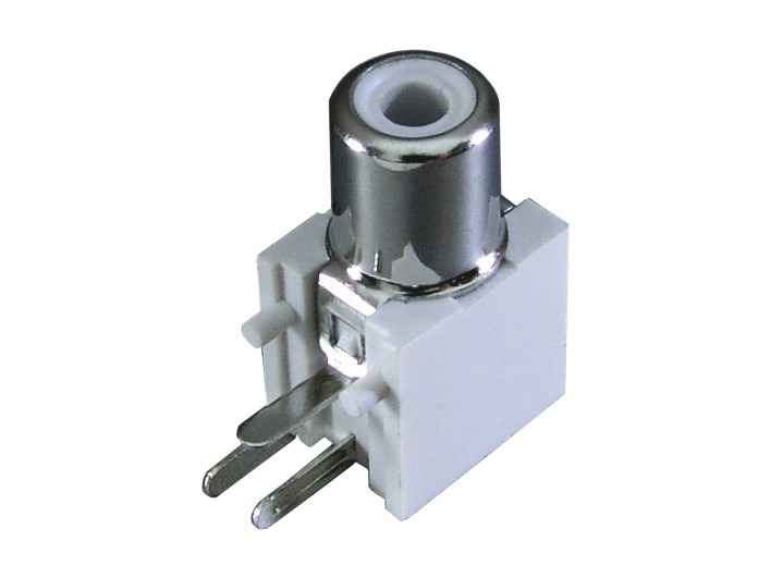 AV同芯插座RCA-101B