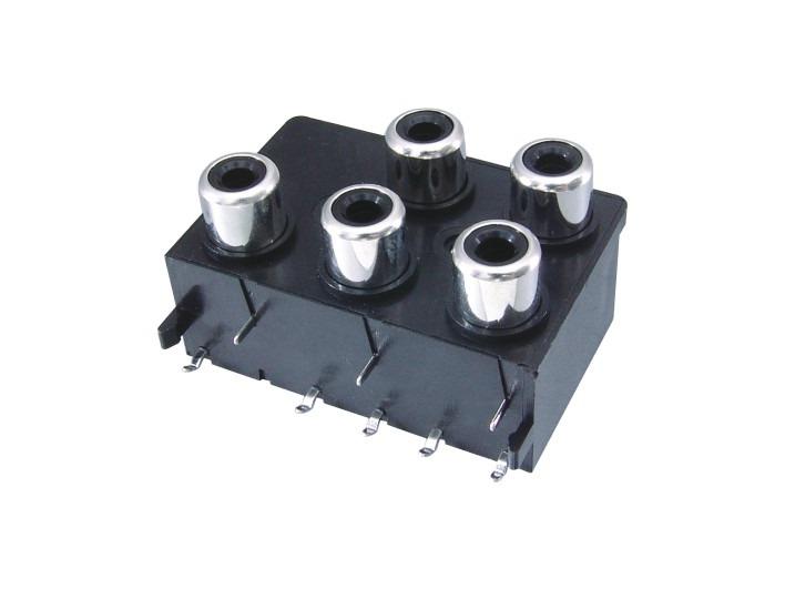 AV同芯插座RCA-513-FB