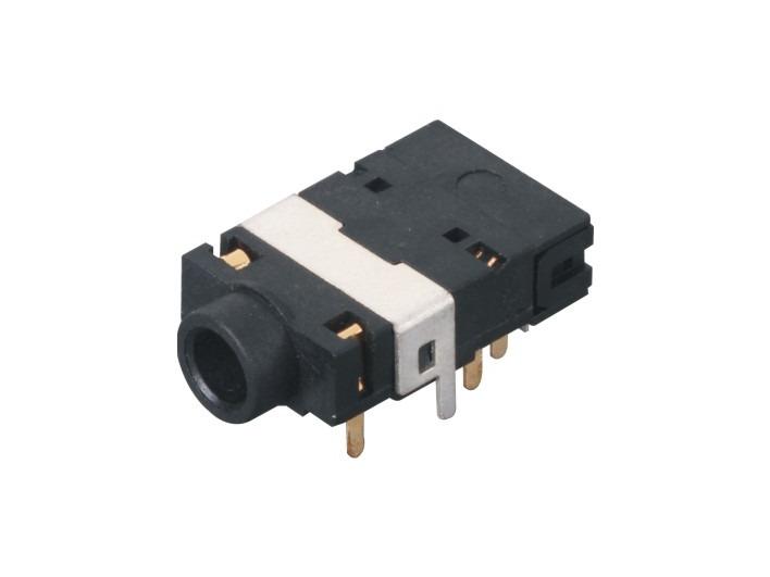 3.5mm耳机插座SJ-3571