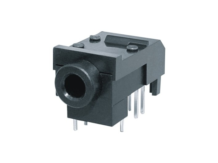 3.5mm耳机插座SJ-3520