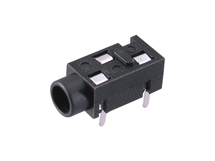 3.5mm耳机插座SJ-3522
