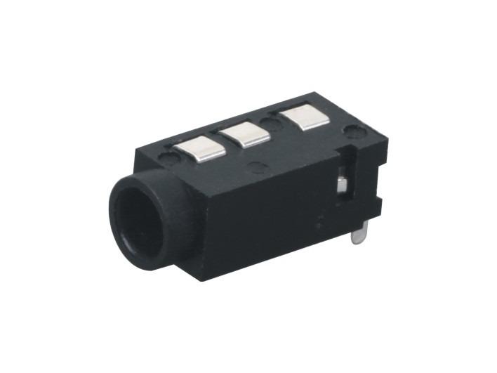 3.5mm耳机插座SJ-3523A