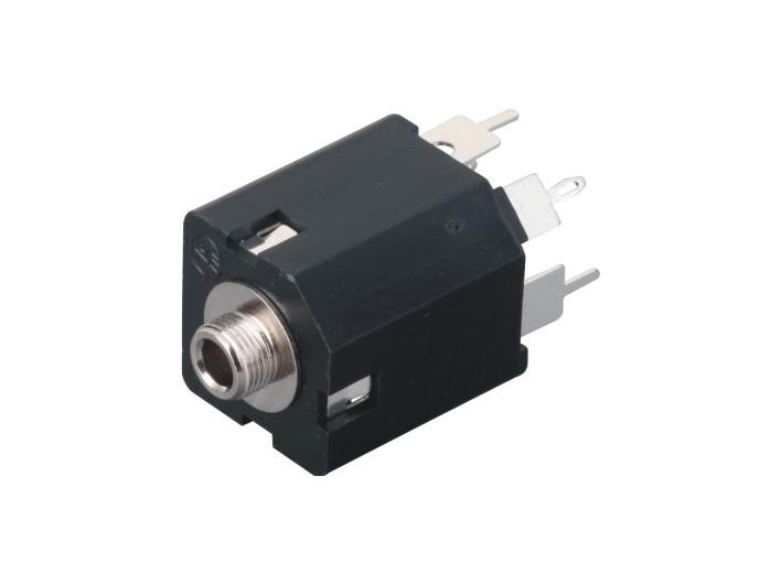 3.5mm耳机插座SJ-3565A