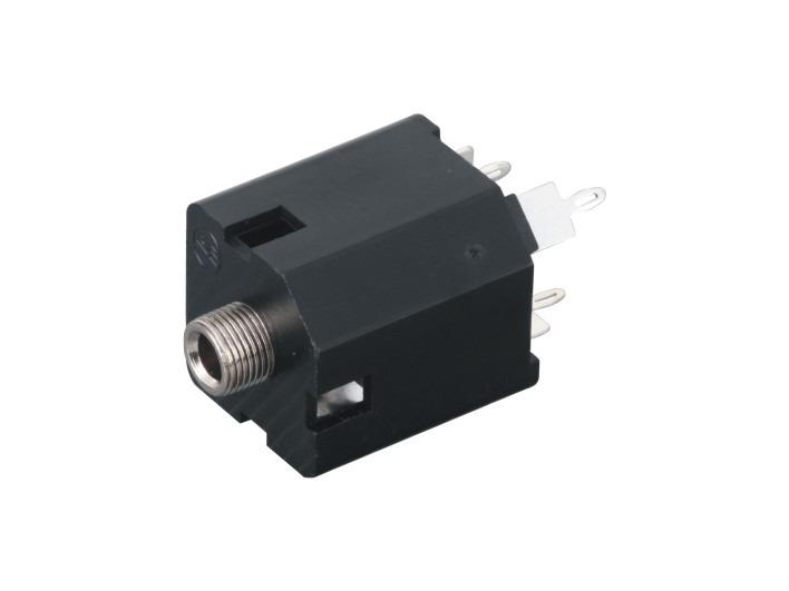 3.5mm耳机插座SJ-3565N