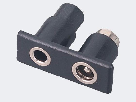 3.5mm耳机插座SJ-3567