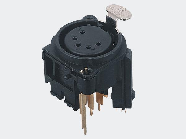 XLR卡侬母插座SPF5-30