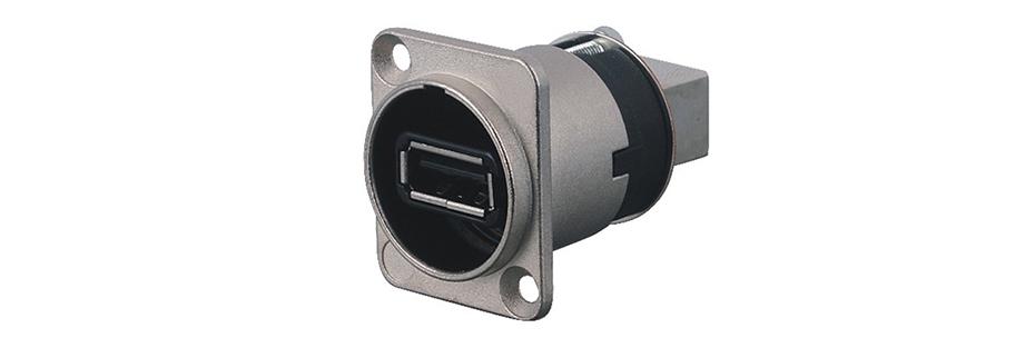 XLR卡侬组合插座SPU-101
