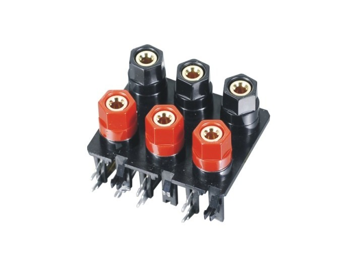 WP接线柱-线夹 WP6-32B