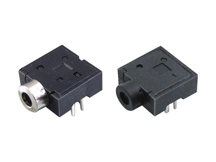 3.5mm耳机插座SJ-2501,SJ-2502