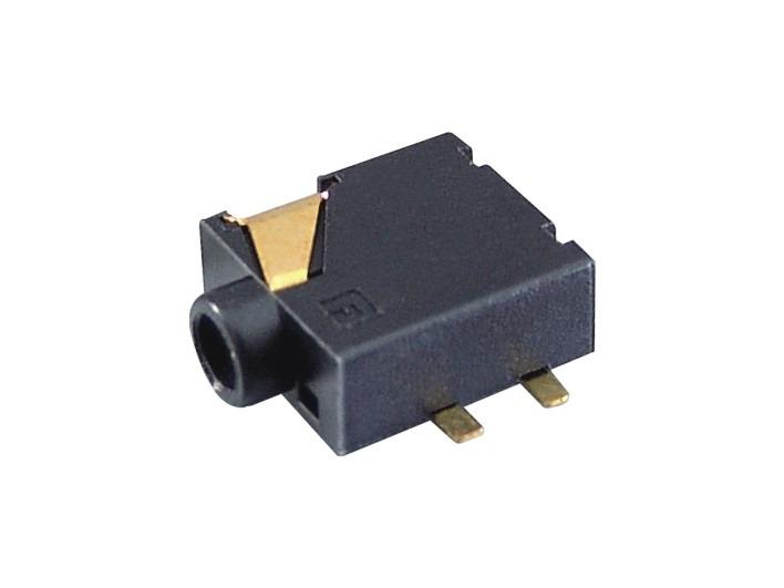 3.5mm耳机插座SJ-2503