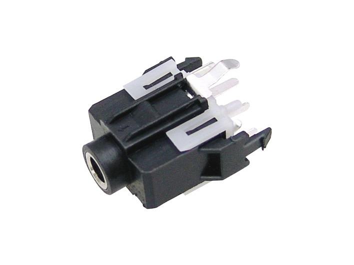 3.5mm耳机插座SJ-3516A