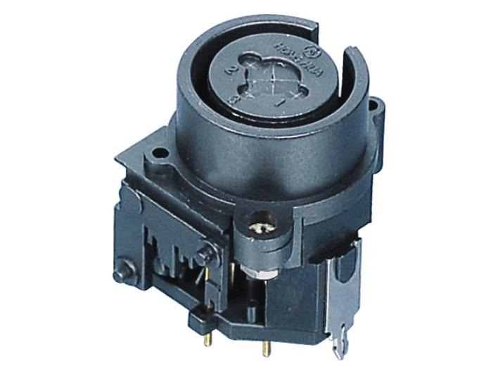 XLR卡侬组合插座SPC-05C
