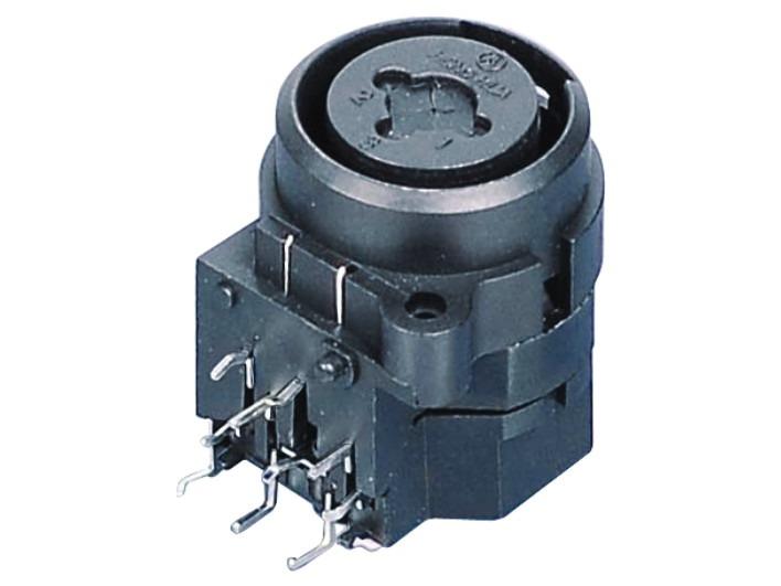 XLR卡侬组合插座SPC-16C